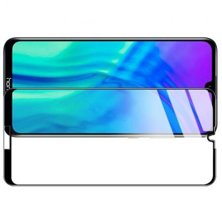 Закаленное Полноклеевое Full Glue Screen Cover IMAK Pro+ Стекло для Huawei Honor 8S / Y5 2019 Черное