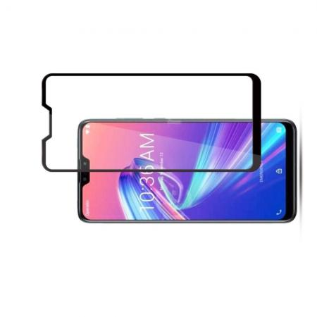 Закаленное Полный Охват Экрана RedLine Tempered Стекло для Asus Zenfone Max Pro M2 ZB631KL Черное