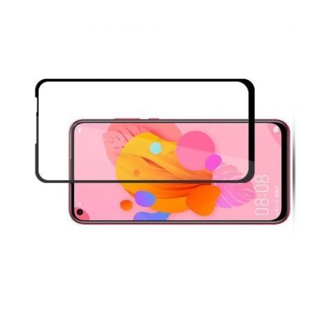 Закаленное Полный Охват Экрана MOCOLO Tempered Стекло для Huawei nova 5i / P20 lite 2019 Черное