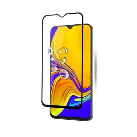 Закаленное Полный Охват Экрана MOCOLO Tempered Стекло для Samsung Galaxy A30 / A50 Черное