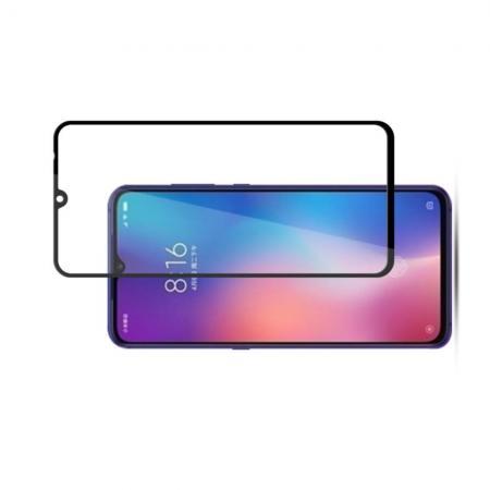 Закаленное Полный Охват Экрана MOCOLO Tempered Стекло для Xiaomi Mi 9 Черное