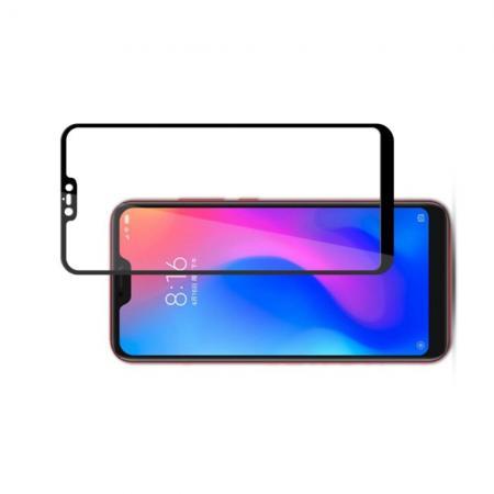 Закаленное Полный Охват Экрана MOCOLO Tempered Стекло для Xiaomi Redmi Note 6 / Note 6 Pro Черное