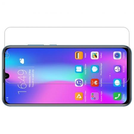 Закаленное Защитное Олеофобное NILLKIN 9H Прозрачное стекло на экран Xiaomi Redmi Note 7 / Note 7 Pro