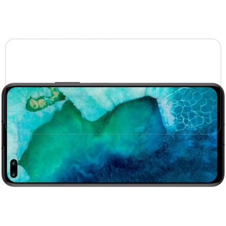 Закаленное Защитное Олеофобное NILLKIN H+PRO Прозрачное стекло на экран Huawei Honor View 30 / View 30 Pro / 30 Pro