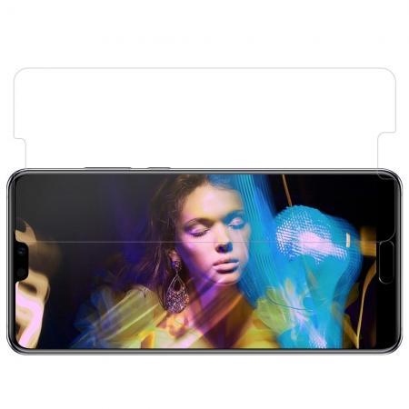 Закаленное Защитное Олеофобное NILLKIN H+PRO Прозрачное стекло на экран Huawei P20