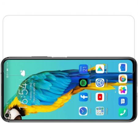 Закаленное Защитное Олеофобное NILLKIN H Прозрачное стекло на экран Huawei Nova 5T / 20 Pro