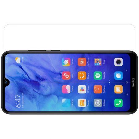 Закаленное Защитное Олеофобное NILLKIN H Прозрачное стекло на экран Xiaomi Redmi Note 8T