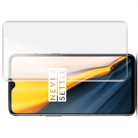 Защитная Гидрогель Full Screen Cover IMAK Hydrogel для OnePlus 7 на экран - 2шт