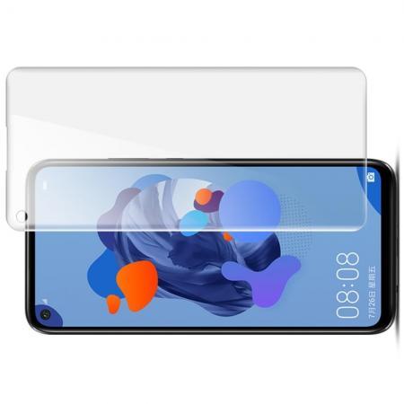 Защитная Гидрогель Full Screen Cover IMAK Hydrogel пленка на экран Huawei Mate 30 Lite