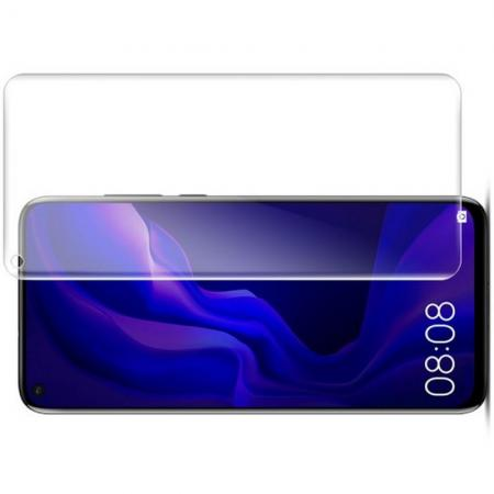 Защитная Гидрогель Full Screen Cover IMAK Hydrogel пленка на экран Huawei Nova 4
