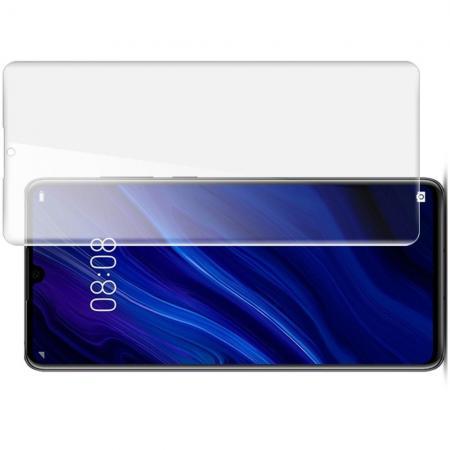 Защитная Гидрогель Full Screen Cover IMAK Hydrogel пленка на экран Huawei P30 - 2шт.