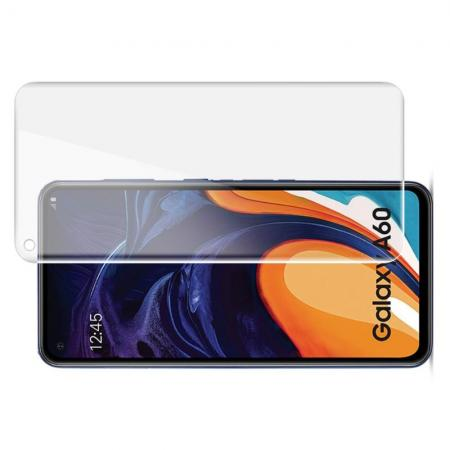 Защитная Гидрогель Full Screen Cover IMAK Hydrogel пленка на экран Samsung Galaxy A60 - 2шт.