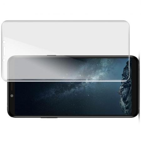 Защитная Гидрогель Full Screen Cover IMAK Hydrogel пленка на экран Samsung Galaxy A6s - в комплекте 2шт.