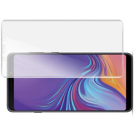 Защитная Гидрогель Full Screen Cover IMAK Hydrogel пленка на экран Samsung Galaxy A9 2018 SM-A920F - в количестве 2шт.