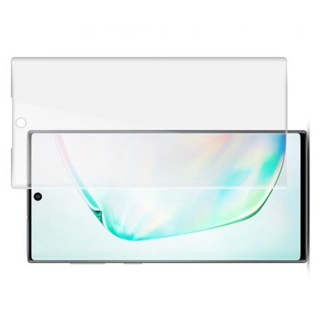 Защитная Гидрогель Full Screen Cover IMAK Hydrogel пленка на экран Samsung Galaxy Note 10 Plus