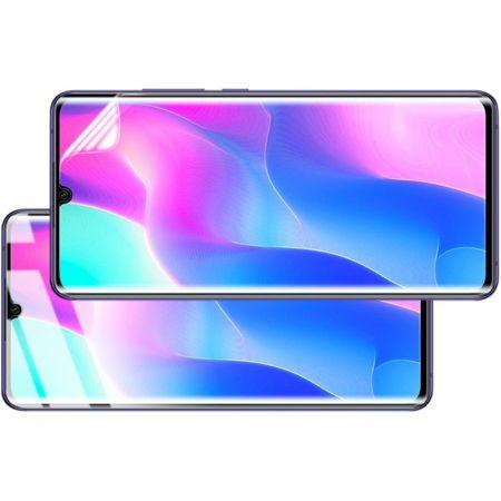 Защитная Гидрогель Full Screen Cover IMAK Hydrogel пленка на экран Xiaomi Mi Note 10 Lite