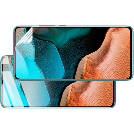 Защитная Гидрогель Full Screen Cover IMAK Hydrogel пленка на экран Xiaomi Poco F2 Pro