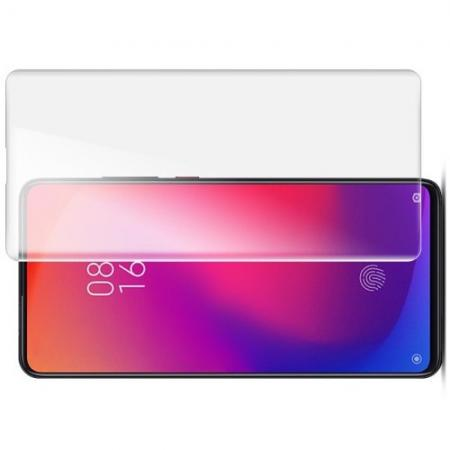 Защитная Гидрогель Full Screen Cover IMAK Hydrogel пленка на экран Xiaomi Redmi K20