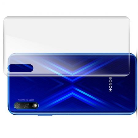 Защитная Гидрогель Full Screen Cover IMAK Hydrogel пленка на Заднюю Панель Huawei Honor 9X