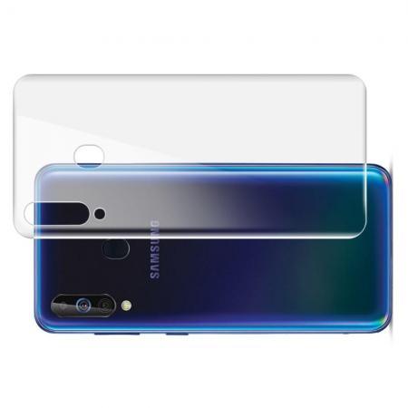 Защитная Гидрогель Full Screen Cover IMAK Hydrogel пленка на Заднюю Панель Samsung Galaxy A60 - 2шт.