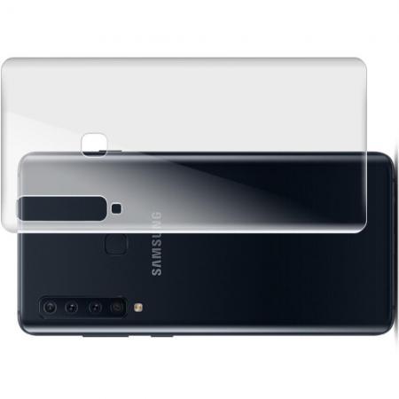 Защитная Гидрогель Full Screen Cover IMAK Hydrogel пленка на Заднюю Панель Samsung Galaxy A9 2018 SM-A920F - в количестве 2шт.