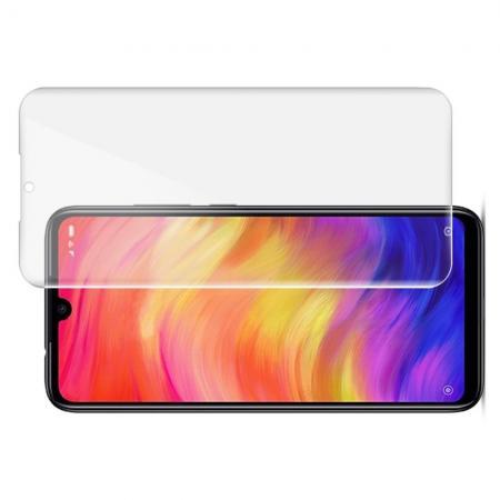 Защитная Гидрогель Full Screen Cover IMAK Hydrogel пленка на Заднюю Панель Xiaomi Redmi Note 7 / Note 7 Pro - 2шт.